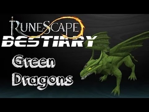 A pure's guide for Green Dragons OldSchool Runescape 07Scape