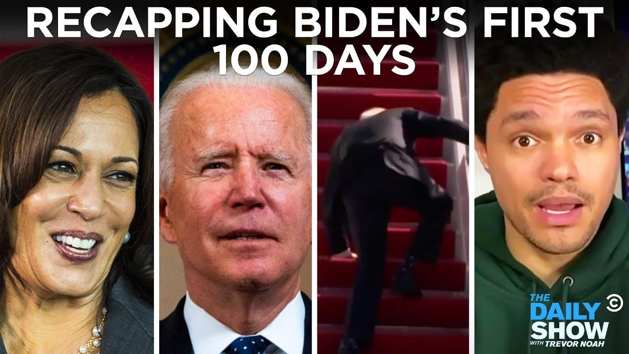 Joe Biden's First 100 Days | The Daily Show