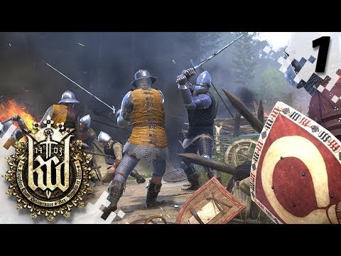 KINGDOM COME: DELIVERANCE - The First Hour! - EP01 (Gameplay)
