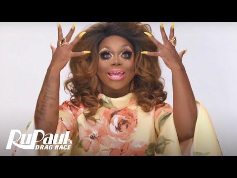 Mayhem Miller's 'Basic Beauty Face' Tutorial 💄   RuPaul's Drag Race Season 10