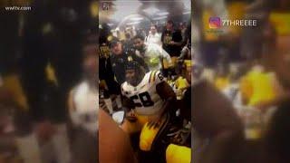 Arrest warrant issued for Odell Beckham Jr. after slapping officer's butt in LSU locker room