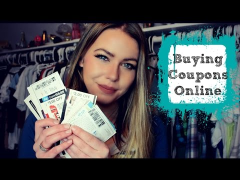 Buying Coupons Online!