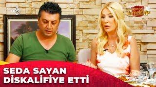 Ayaz Bey, DİSKALİFİYE EDİLDİ! | Yemekteyiz 38.Bölüm