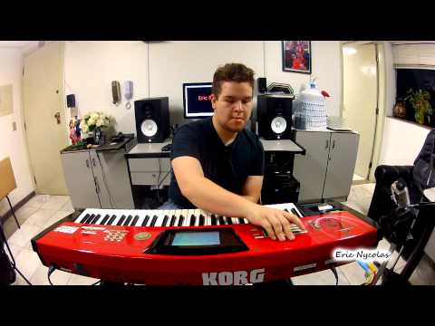 【DEMO:CC】Korg Trinity Plus with PBS-TRI Expansion by Eric Nycolas
