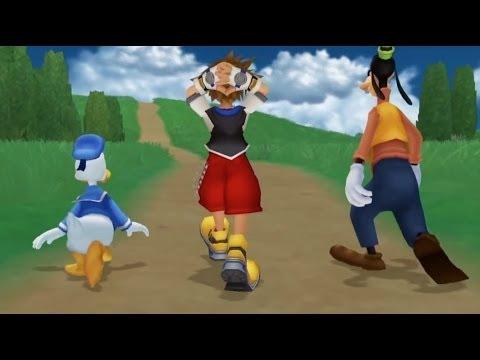 Kingdom Hearts HD 2.5 Remix - Jump Festa Trailer