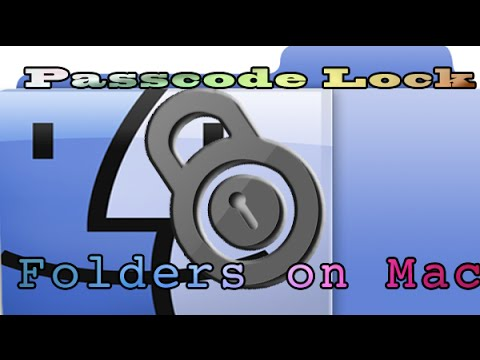 How to Passcode Protect Folders on Mac