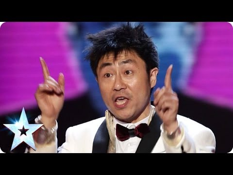 Will Jenson Zhu land a place in the Final | Britain's Got Talent 2014