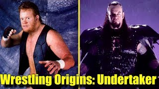 Wrestling Origins: The Undertaker