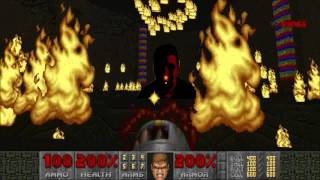 Crappy Doom WADs - B4NM wad (Before the Nightmare) [Part 8