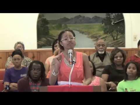 Tiaa CloudKicker Spoken Word Easter 2014