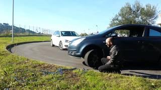 Come Avviare il Motore dell'Auto con una Corda - video tutorial HD
