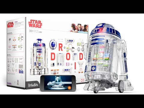 A Look At The LittleBits Star Wars Droid Kit