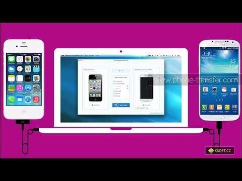How to Transfer Content from iPhone to Samsung GALAXY S5/Note 3 on Mac ?