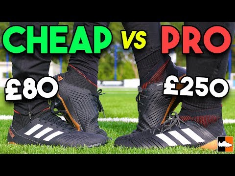 adidas Predator Battle! Can You Tell The Expensive Boot?