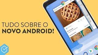 MELHORES FUNÇÕES do NOVO ANDROID 9 PIE!