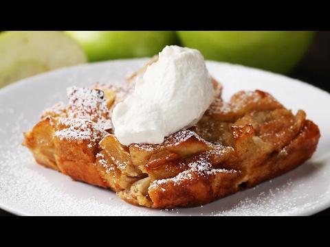 Apple Cinnamon French Toast Bake