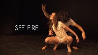 Ed Sheeran - I See Fire - Alexander Chung \u0026 Taylor Hatala (Live Performance)
