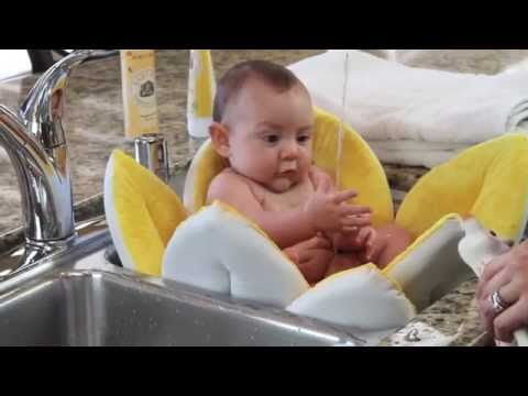 Blooming Bath For Babies