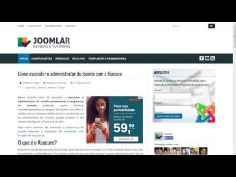 Google Adsense no Joomla com Ads Elite