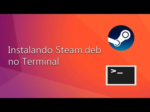 Como instalar Steam.deb no Ubuntu (16.04.2)