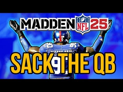 How To User Defensive Ends in Madden 25