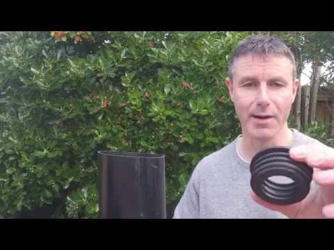 HOW TO: Connect a Waste Pipe to a Soil Pipe | Drainage Sales
