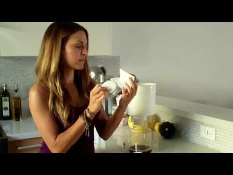 how to make toddy cold brew coffee: meredithnoel