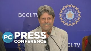 'Ravi Shastri was the unanimous choice' - Kapil Dev
