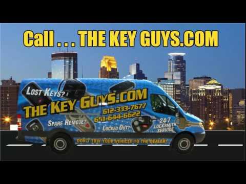 Lost Car Keys, Stolen Car Keys  Plymouth, MN