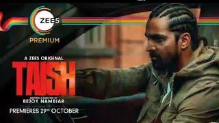 TAISH | Official Trailer | A ZEE5 Originals | Harshverdhan Rane | Taish Trailer | Taish -29 October