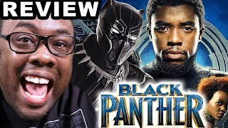 BLACK PANTHER MOVIE REVIEW - NO SPOILERS (Black Nerd)