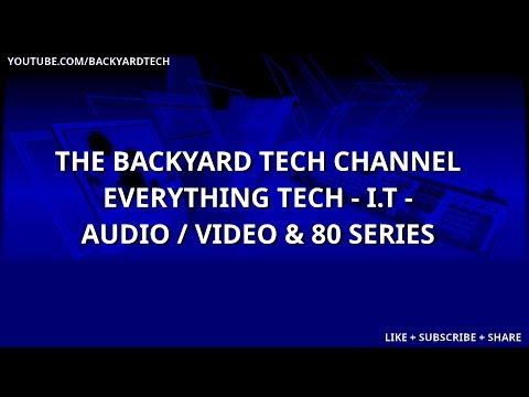 Backyard Tech TBIM Morning Live Stream Conversations