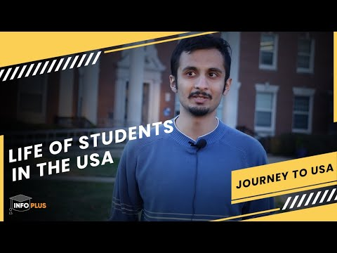 Journey to USA (Expectation Vs Reality)