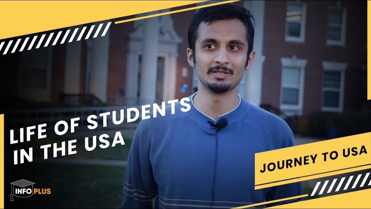 Journey to USA - Life of Students in the United States (Expectation Vs Reality)