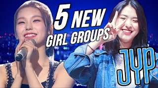 Download 5 NEW Kpop Girl Groups NOT TO MISS in 2019 Video