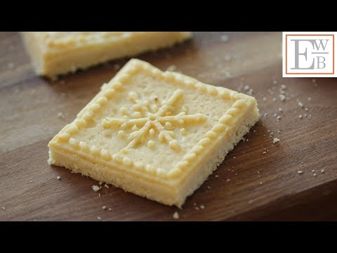 Beth's Holiday Shortbread Cookie Recipe | ENTERTAINING WITH BETH