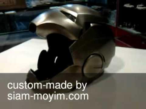 IRON MAN MARK2 HELMET custom made