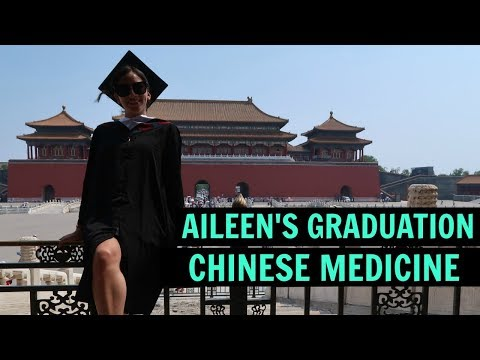 MY CHINESE MEDICINE GRADUATION (Beijing, China)