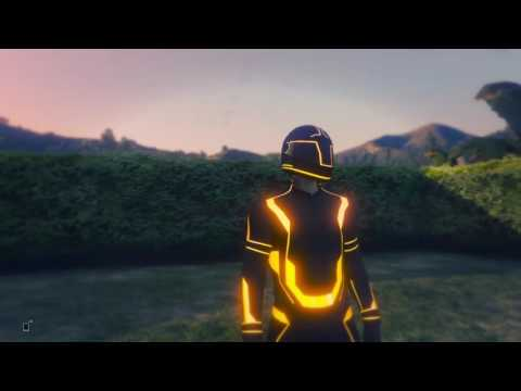 GTA 5 moments, TRON LEGACY AUDITIONS !!