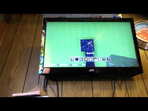 How to make a Nether Portal in MineCraft Ps3,Xbox,PC