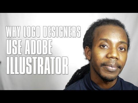 Logo Design: Why Logo Designers Use Illustrator