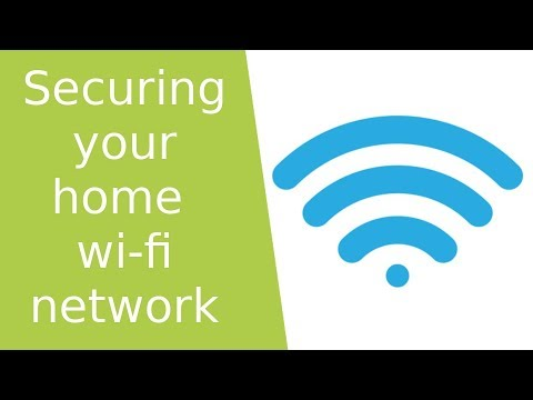 Securing your home wifi network - 7 recommendations to improve your wifi security