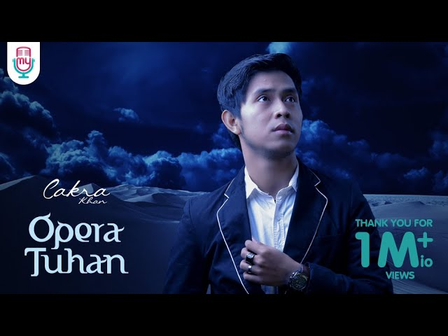 Download Cakra Khan - Opera Tuhan (Official Lyric Video) MP3 Gratis