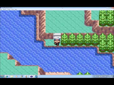 Pokemon Ruby / Sapphire - How to get Leaf Stone