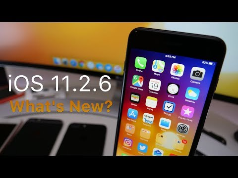 iOS 11.2.6 is Out! - What's New?