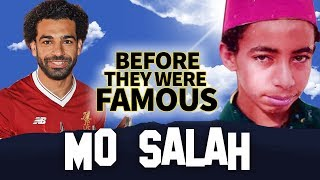 MO SALAH | Before They Were Famous | FIFA World Cup