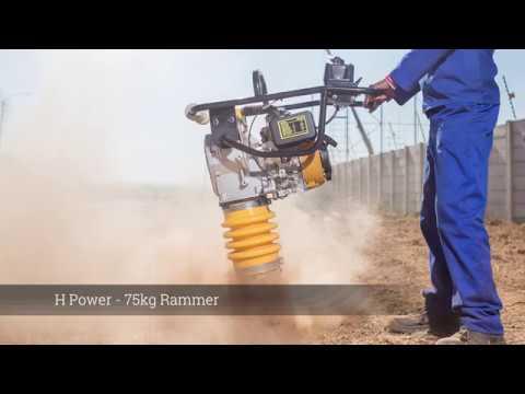 H Power Rammer @CYMOT