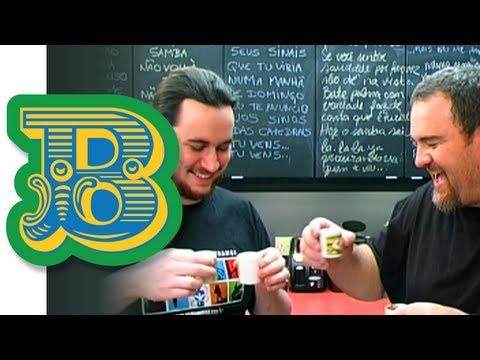 How to make Caldinho de Feijão - Black Bean Soup shots recipe
