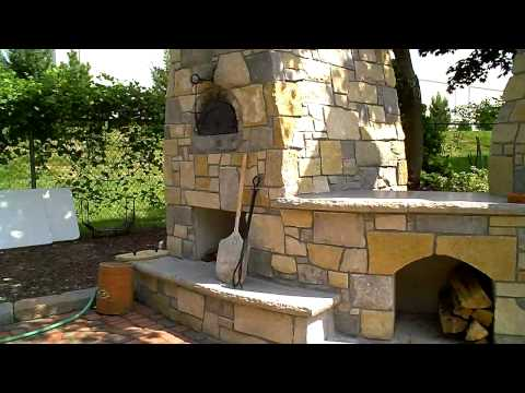 Firerock Fireplace Outdoor and Brick Oven
