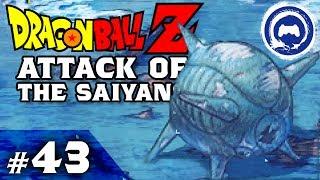 Dragon Ball Z Attack of the Saiyans Part 43   TFS Plays